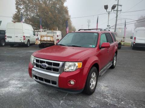 2011 Ford Escape for sale at P J McCafferty Inc in Langhorne PA