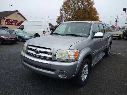 2005 Toyota Tundra for sale at P J McCafferty Inc in Langhorne PA