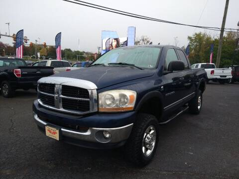 2006 Dodge Ram Pickup 2500 for sale at P J McCafferty Inc in Langhorne PA