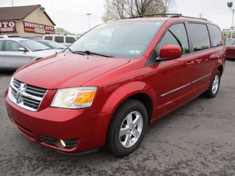2008 Dodge Grand Caravan for sale in Langhorne, PA