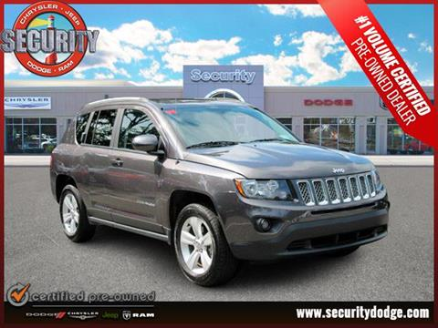 2017 Jeep Compass for sale in Amityville, NY