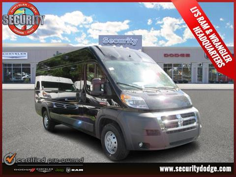 2017 RAM ProMaster Window for sale in Amityville, NY