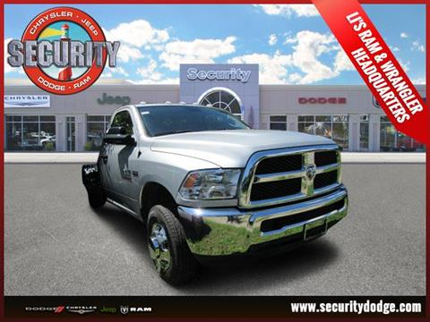 2016 RAM Ram Chassis 3500 for sale in Amityville, NY