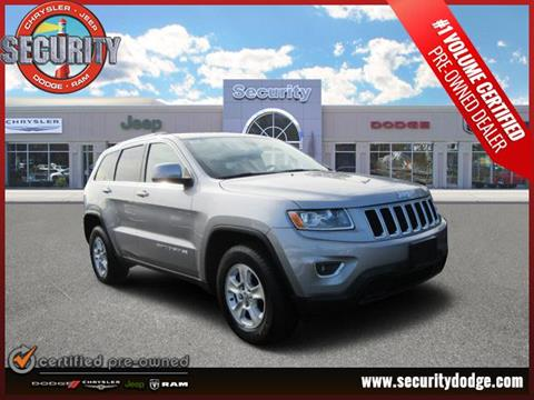 2014 Jeep Grand Cherokee for sale in Amityville, NY