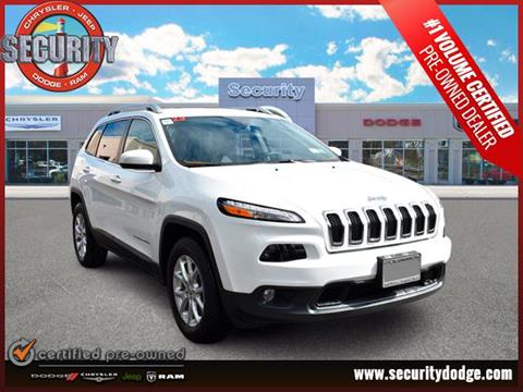 2017 Jeep Cherokee for sale in Amityville, NY