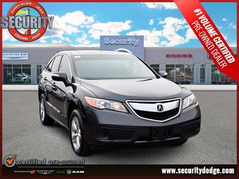2015 Acura RDX for sale in Amityville, NY