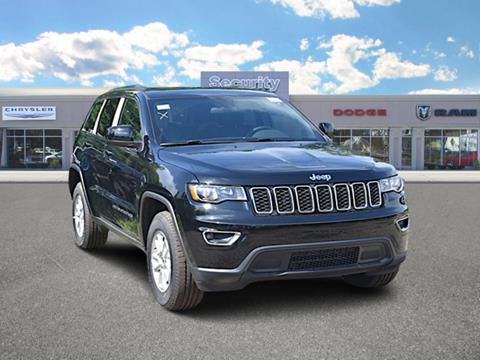 2018 Jeep Grand Cherokee for sale in Amityville, NY