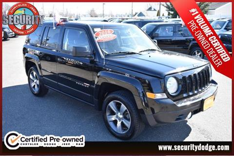 2016 Jeep Patriot for sale in Amityville, NY