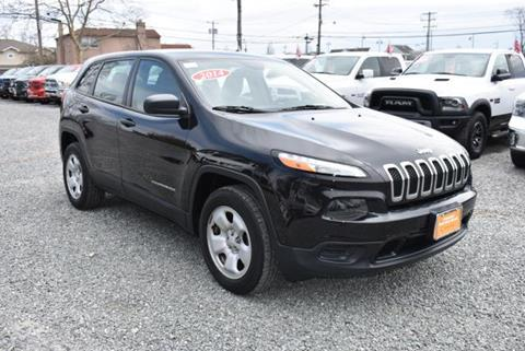 2014 Jeep Cherokee for sale in Amityville, NY