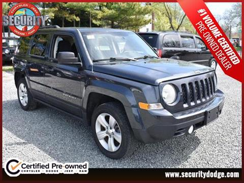 2014 Jeep Patriot for sale in Amityville, NY