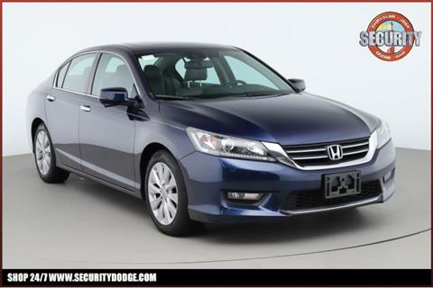 2014 Honda Accord for sale in Amityville, NY