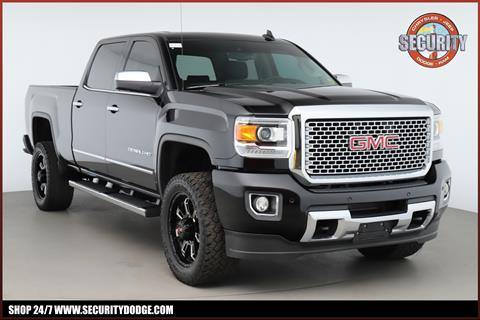 2016 GMC Sierra 2500HD for sale in Amityville, NY