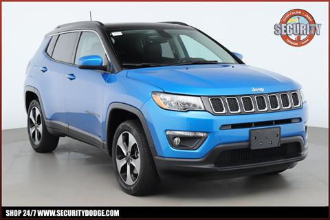 2018 Jeep Compass for sale in Amityville, NY