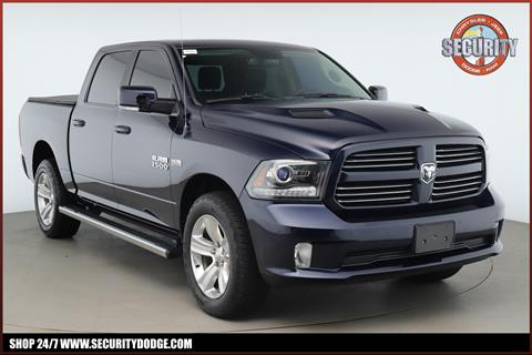 2016 RAM Ram Pickup 1500 for sale in Amityville, NY