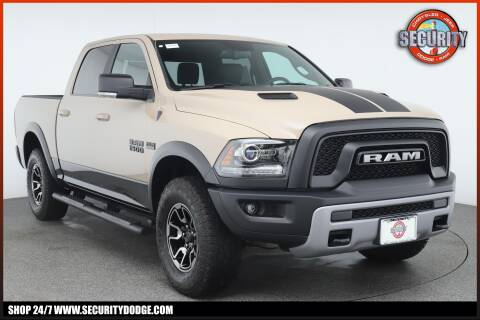 2017 RAM Ram Pickup 1500 Rebel for sale at Security Dodge in Amityville NY