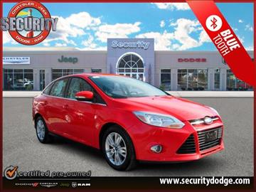 2012 Ford Focus for sale in Amityville, NY