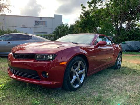 used 2014 chevrolet camaro for sale - carsforsale®