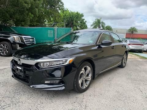 2018 Honda Accord for sale in Miami, FL