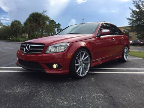 2009 Mercedes-Benz C-Class for sale in Miami, FL