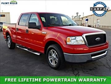 2008 Ford F-150 for sale in Manhattan, KS