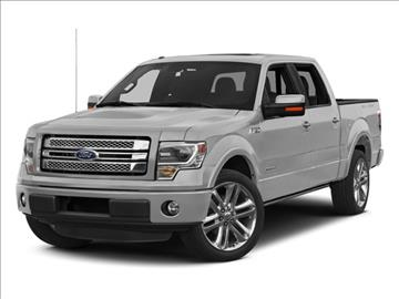 2014 Ford F-150 for sale in Manhattan, KS