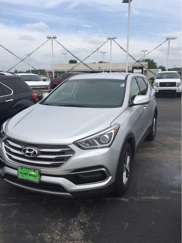 2017 Hyundai Santa Fe Sport for sale in Manhattan, KS