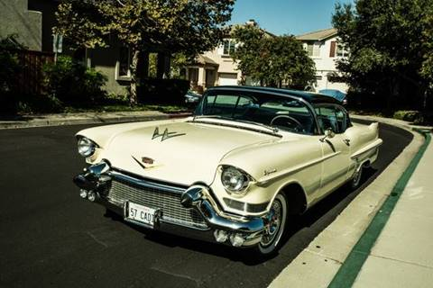 1957 Cadillac Series 62 for sale in Danville, CA