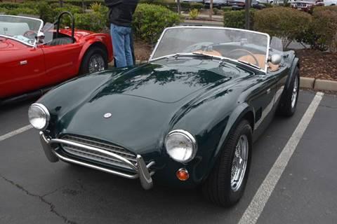 1965 Cobra Sport for sale at Tri Valley Classics in Danville CA