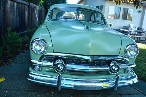 1951 Ford 2 door Business Coupe for sale at Tri Valley Classics in Danville CA