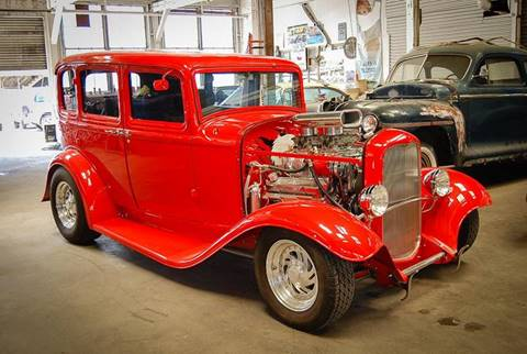 1932 Ford Model A for sale at Tri Valley Classics in Danville CA