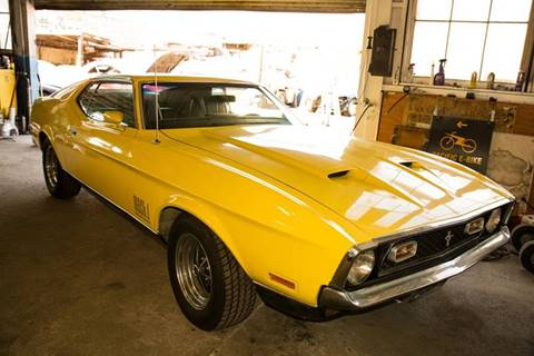 1972 Ford Mustang for sale at Tri Valley Classics in Danville CA