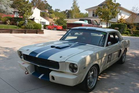 1966 Ford Mustang for sale at Tri Valley Classics in Danville CA