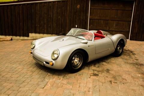 1957 Porsche Spyder for sale at Tri Valley Classics in Danville CA
