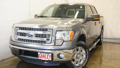 2013 Ford F-150 for sale in Barberton, OH