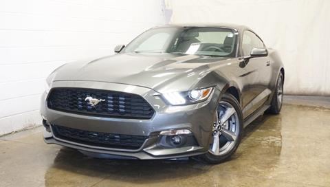 2016 Ford Mustang for sale in Barberton, OH