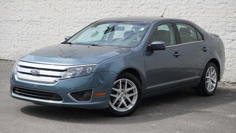 Ganley Ford Barberton >> Used 2012 Ford Fusion For Sale - Carsforsale.com®