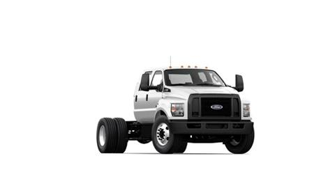 2019 Ford F-750 Super Duty for sale in Norton, OH