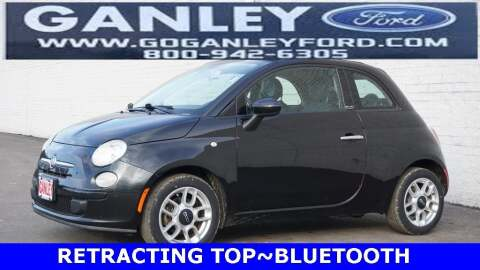 2012 FIAT 500c for sale in Norton, OH