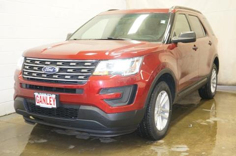 2017 Ford Explorer for sale in Barberton, OH