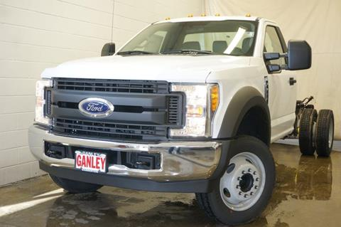 2017 Ford E-Series Chassis for sale in Barberton, OH