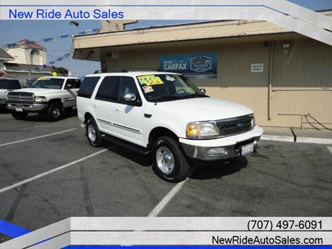 1997 Ford Expedition for sale in Eureka, CA