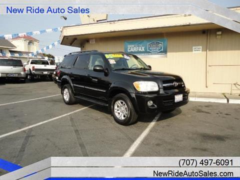 2005 Toyota Sequoia for sale in Eureka, CA