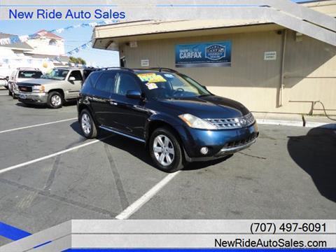 2006 Nissan Murano for sale in Eureka, CA
