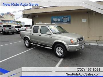 2000 Nissan Frontier for sale in Eureka, CA