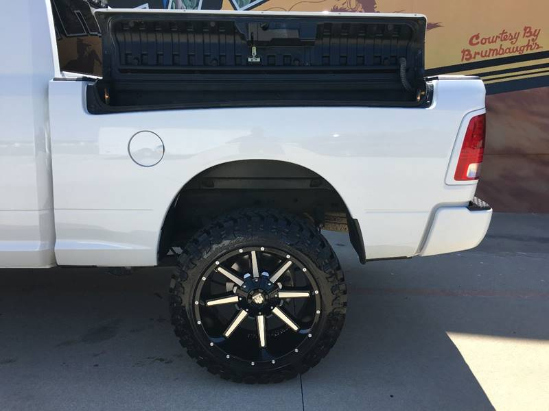 2014 RAM Ram Pickup 2500 for sale at Sparks Autoplex Inc. in Fort Worth TX