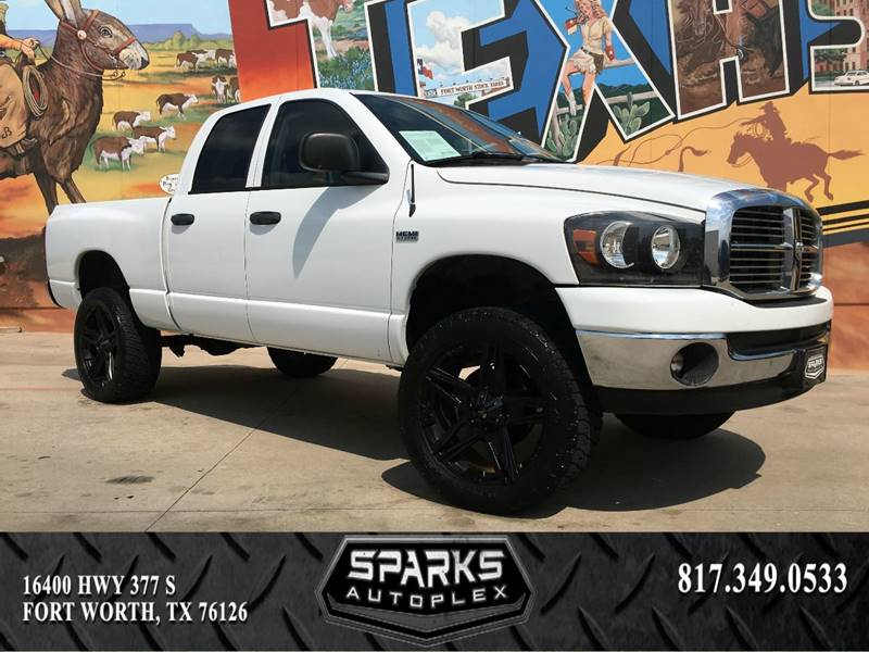 2007 Dodge Ram Pickup 1500 for sale at Sparks Autoplex Inc. in Fort Worth TX