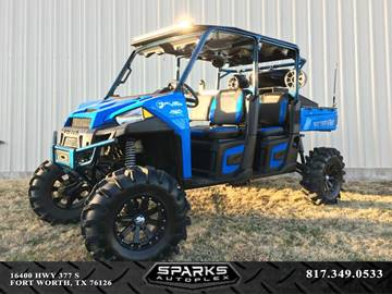 2016 Polaris RANGER 900 for sale at Sparks Autoplex Inc. in Fort Worth TX