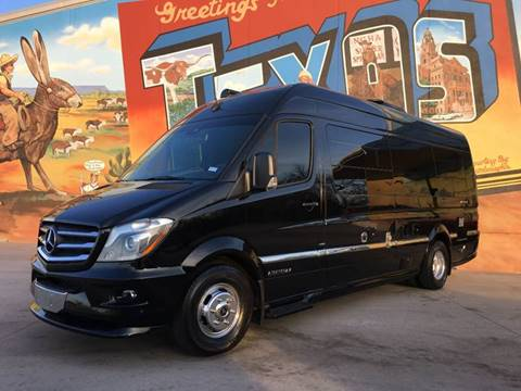 2017 Mercedes-Benz Sprinter for sale at Sparks Autoplex Inc. in Fort Worth TX