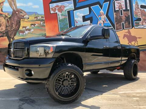 2006 Dodge Ram Pickup 2500 for sale at Sparks Autoplex Inc. in Fort Worth TX