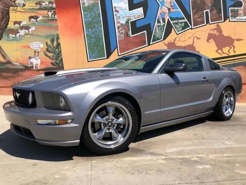 2007 Ford Mustang for sale at Sparks Autoplex Inc. in Fort Worth TX
